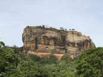 自然地方在斯里兰卡 免版税库存图片