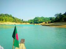 自然孟加拉国 库存照片