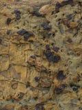 自然岩石纹理 图库摄影