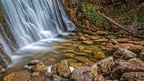 自然岩石! 免版税库存照片