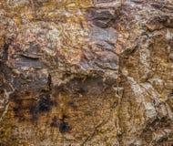 自然岩石 库存照片