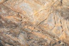 自然岩石 免版税库存照片