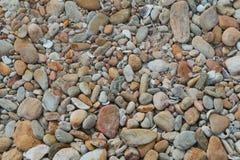 自然岩石 免版税库存图片