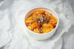自然有机新鲜的salat蕃茄维生素菜 免版税库存照片