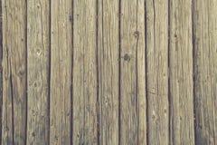自然木被风化的背景顶视图  免版税库存图片