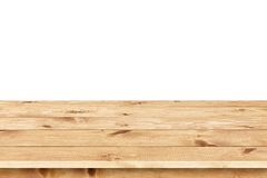 自然杉木板木纹理背景  免版税库存照片
