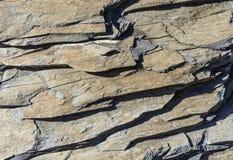 自然板岩的样式 免版税库存图片
