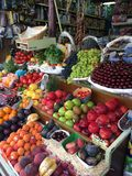 自然果菜类食物 库存照片