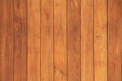 自然柚木树木墙壁自然颜色 免版税库存图片
