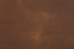 自然棕色皮革纹理特写镜头  库存照片