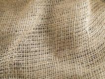 自然波浪起伏的纤维 图库摄影