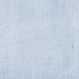 自然浅兰的胡麻纤维亚麻制纹理,详细的特写镜头,土气被弄皱的葡萄酒构造了织品粗麻布帆布垂直 免版税图库摄影