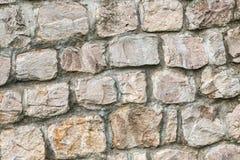自然灰色棕色石头纹理抽象背景  免版税库存图片