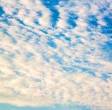 自然热带天空在希腊欧洲和意想不到的神秘主义者 库存图片