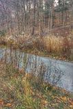 自然痕迹 图库摄影