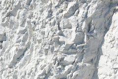 自然白垩矿物 库存照片