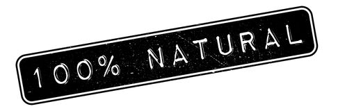 100自然百分比不加考虑表赞同的人 免版税图库摄影