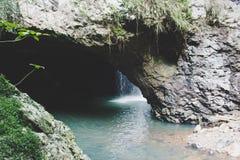 自然的桥梁 免版税图库摄影