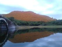自然的镜子 免版税图库摄影