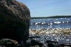 自然的风景,由自然的步行 免版税图库摄影