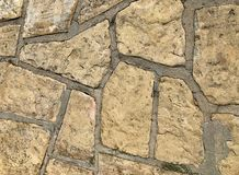 自然石纹理 图库摄影