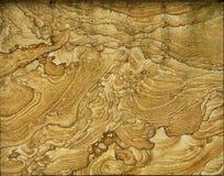 自然石表面 免版税库存照片
