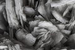 自然石水晶 免版税库存图片