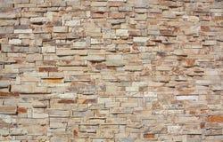 自然砖纹理 库存照片