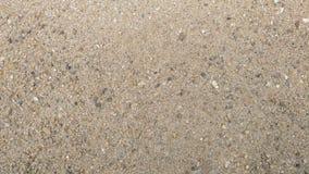 自然秀丽沙子背景  免版税库存图片