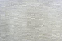 自然米黄亚麻制织品背景  免版税库存照片