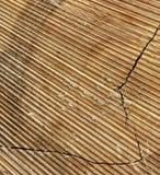 自然老木五谷日志正方形框架纹理特写镜头 库存图片