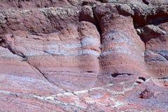 火山的石头 免版税图库摄影