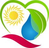 自然能量 免版税库存图片
