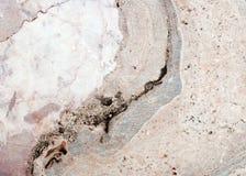 自然花岗岩大理石纹理 免版税库存图片