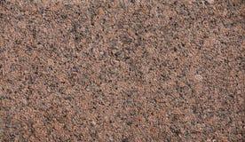 自然花岗岩背景 免版税库存照片