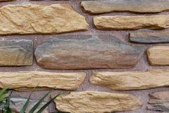 自然花岗岩镶嵌 免版税库存照片