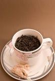 自然茶 库存照片