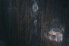 自然被定调子的木背景 图库摄影