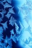 自然-冰样式纹理  免版税图库摄影