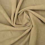 自然织品的亚麻布 免版税库存照片