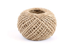 自然绳索线团(被隔绝) 库存图片