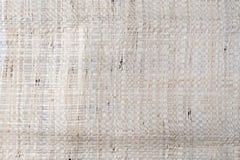 自然麻袋布纹理 库存图片