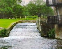 自然 锁水 免版税库存图片