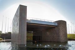 自由公园遗产公园在比勒陀利亚 库存图片