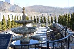 自由喷泉2 免版税库存照片