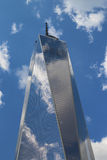 自由塔在更低的曼哈顿 免版税图库摄影
