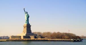 自由女神像公园 免版税库存照片