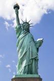 自由女神像特写镜头2 库存图片