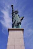 自由女神像,巴黎,法国 免版税图库摄影