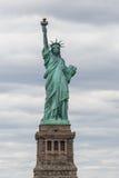 自由女神像 库存照片